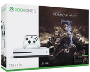 Xbox One S 1TB Middle-earth: Shadow of War Console - Only at GameStop by Microsoft