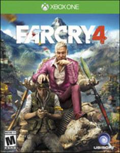Far Cry 4 by UbiSoft XB1