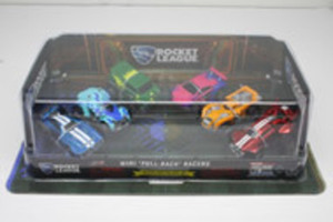 Rocket League Pull Back Racers 6 Pack - Only at GameStop by ucc Distributing Inc.