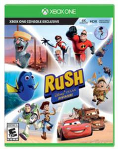 Rush: A Disney Pixar Adventure by Microsoft XB1