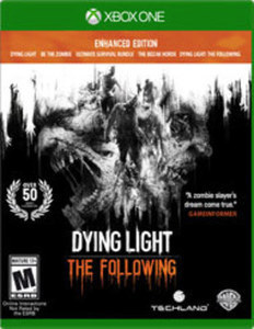 Dying Light: The Following Enhanced Edition by Warner Home Video Games Xbox One