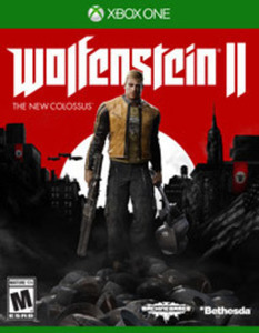 Wolfenstein II: The New Colossus by Bethesda Softworks XB1