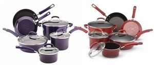 Rachael Ray Hard Enamel Cookware Set